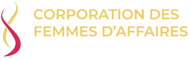Logo de la corporation des femmes d'affaires du Saguenay